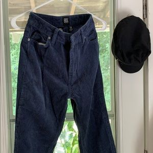 Bdg urban outfitters blue cord pants